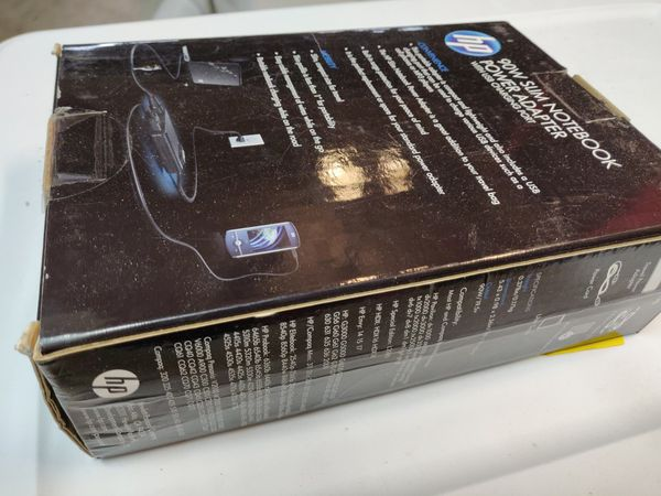 HP laptop notebook charger with USB charging