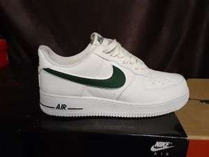 Size 12 White/Green AF1 for Sale in Antioch, CA