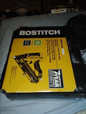 Bostitch nail gun. for Sale in Bakersfield, CA