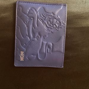 McM men's Card Wallet for Sale in Maize, KS