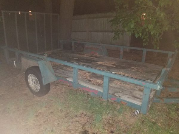 Trailer for sale cheap