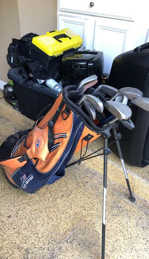 US Kids Golf Tour Series Clubs for Sale in Austin, TX