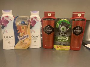 Olay/old spice for Sale in Grand Prairie, TX
