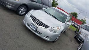 2012 Nissan Altima 2.5S Sedan 4 LOW PRICE!! for Sale in Manassas, VA