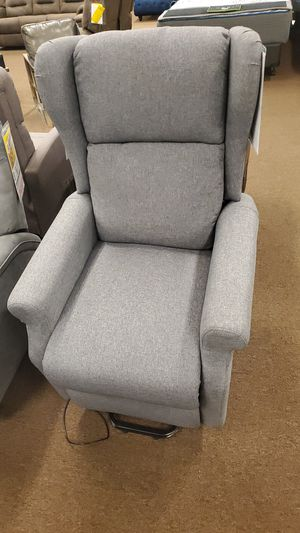 Gray fabric lift chair for Sale in Victoria, TX