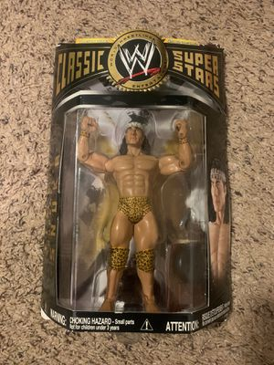 Jimmy Snuka action figure for Sale in Fresno, CA