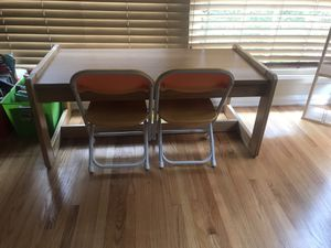 Wooden table no chairs included for Sale in Los Angeles, CA