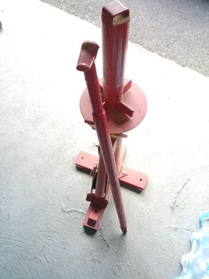Manual tire changer for Sale in Reading, PA