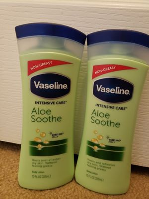 Vaseline Lotion for Sale in Palmdale, CA
