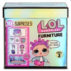 Lol Surprise LFurniture Roller Rink with Roller Sk8er & 10+ Surprises for Sale in Palos Heights, IL