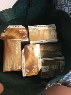 Blonde hair color for Sale in Ruskin, FL
