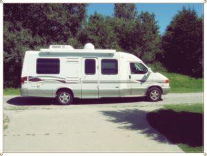 2001 Winnebago Rialta for Sale in Houston, TX