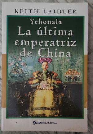 La Última Emperatriz de China for Sale in San Bernardino, CA