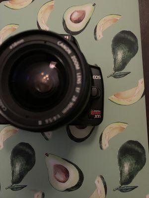 Canon xti for Sale in North Las Vegas, NV