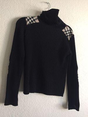 Burberry turtleneck sweater for Sale in Irvine, CA