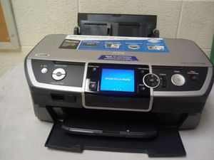 Epson R380 Printer ( Might Need Ink) for Sale in Norfolk, VA