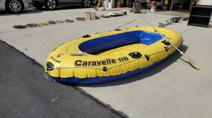 10x5 inflatable 6 person Sevylor raft for Sale in East Wenatchee, WA
