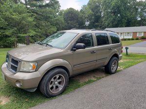 2007 Dodge Durango for Sale in Richmond, VA