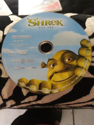 Shrek disc 1 for Sale in Kissimmee, FL