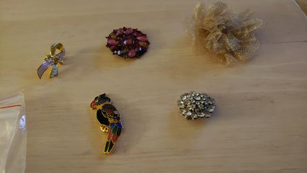 Pins/Brooches for Sale in Revere,  MA