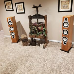 Monitor Audio speaker and sub for Sale in Elburn, IL