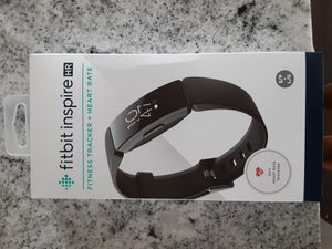 Brand new never opened fitbit inspire hr for Sale in Denver, CO