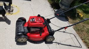 troy built tb230 self propelled mower for Sale in Tampa, FL