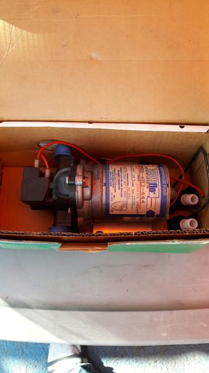 SHURflo RV Automatic Demand Pump for Sale in San Bernardino, CA