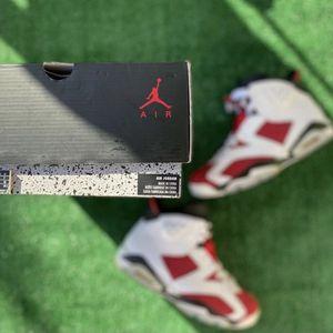 Air Jordan 6 Retro Carmine 2014 for Sale in Whittier, CA