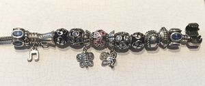 Pandora bracelet CHARMS ONLY PRICED per piece for Sale in Rockville, MD