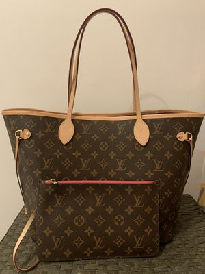 Neverfull MM Tote Bag Medium Size for Sale in Prospect Heights, IL