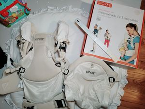 Stokke 3in1 baby carrier for Sale in North Springfield, VA