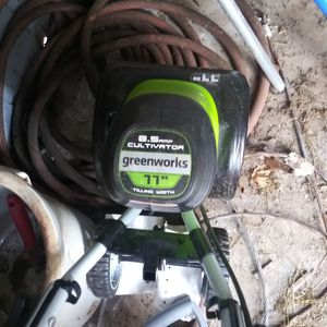 """11"""" electric rototiller for Sale in Swatara, PA"""