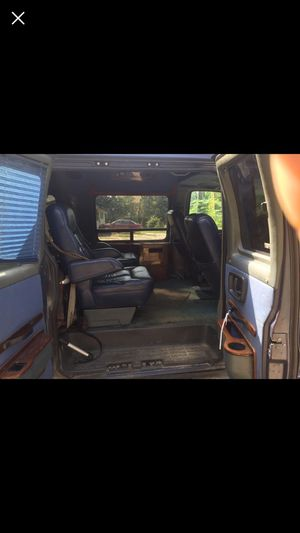 1999 Chevy express van as is for Sale in Lithonia, GA