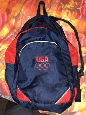 USA Olympic backpack for Sale in Virginia Beach, VA