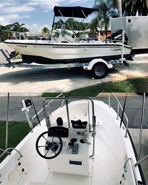 1999 Boston Whaler In Perfect Condition for Sale in Los Angeles, CA