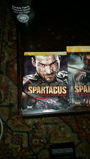 Spartans complete series for Sale in Glendale, AZ