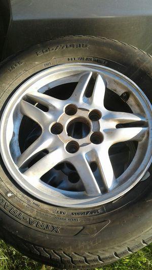 Honda CRV&ACCORD rims (& tires) for Sale in Corning, CA