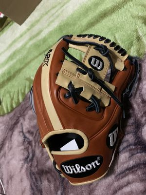 """Wilson A2K 1786 11.5"""" Pro Stock Infield Glove for Sale in Houston, TX"""