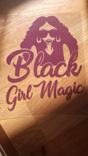 Black girl Magic clothes design for Sale in Florissant, MO