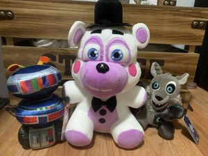 Five nights at Freddy's plush for Sale in Ontario, CA