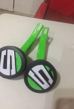 Green training wheels for Sale in El Cajon, CA