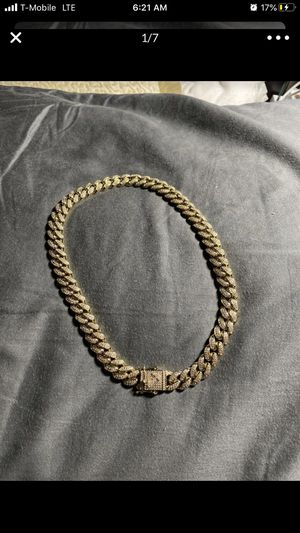 Cuban Link Gold GLD 24k for Sale in Wheaton, MD