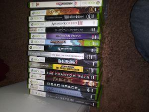 29 xbox 360 games for Sale in Dearborn, MI