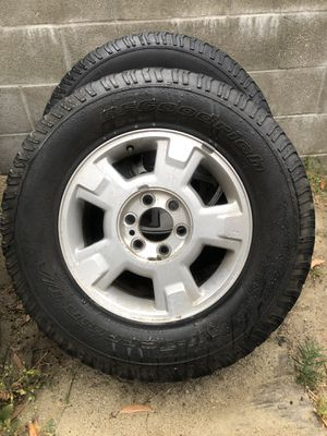 2010 F150 Stock Rims for Sale in San Diego, CA