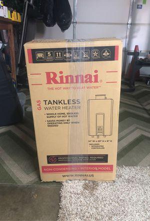 Tankless Water Heater for Sale in Riverside, CA
