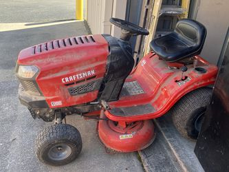 Craftsman 1225 Riding Mower With Trailer for Sale in Cartersville,  GA