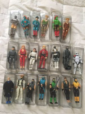 Action figure lot for Sale in Baltimore, MD