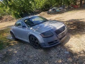2001 Audi TT QUATTRO FOR PARTS for Sale in Dallas, TX