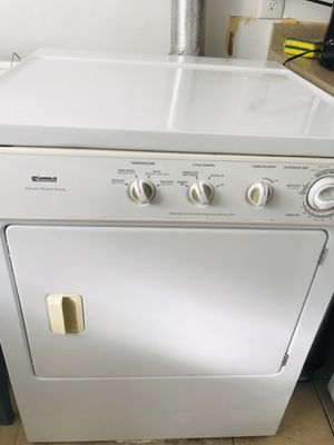 Kenmore electric washer and gas dryer for Sale in Waltham, MA